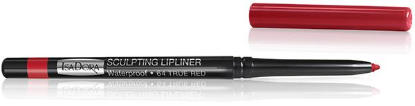 IsaDora-64-True-Red-Sculpting-Lipliner