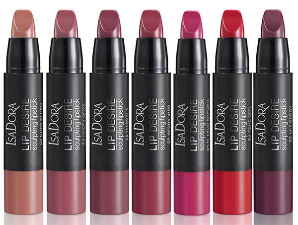 IsaDora-Lip-Desire-Sculpting-Lipsticks