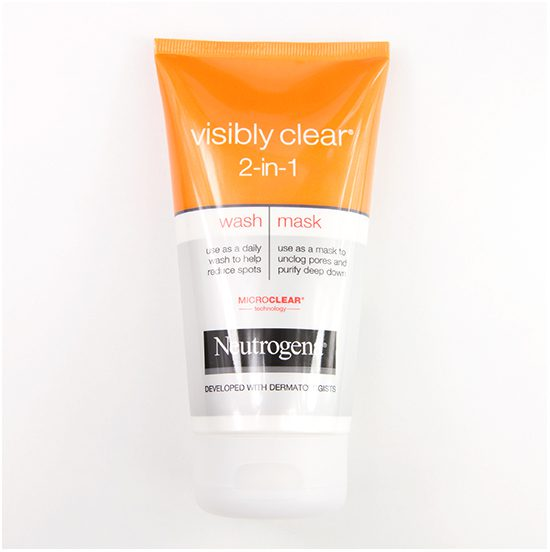 Neutrogena 2 in 1 Wash Mask