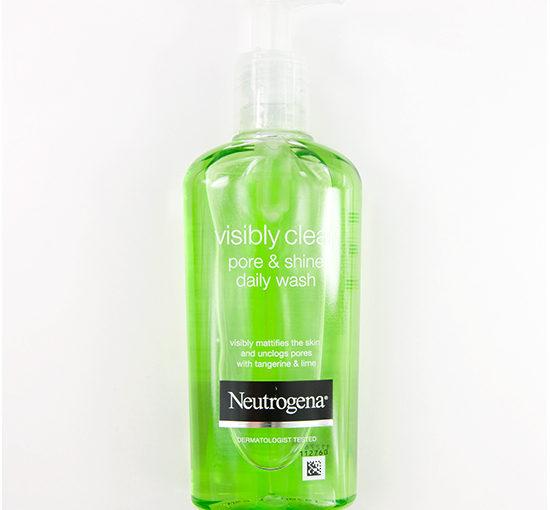 Visibly Clear Pore & Shine Daily Wash