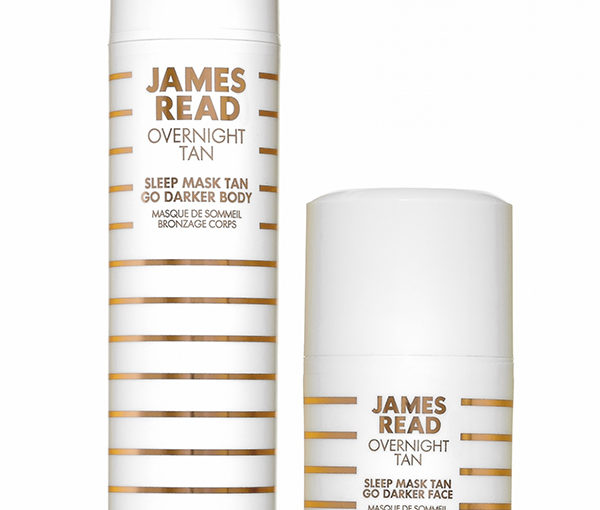 James Read Sleep Tan Mask Go Darker