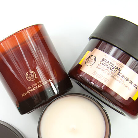 the-body-shop-spa-of-the-world-candles-body-scrub
