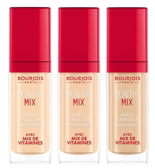 Bourjois Healthy Mix Concealer 2017 New Formula