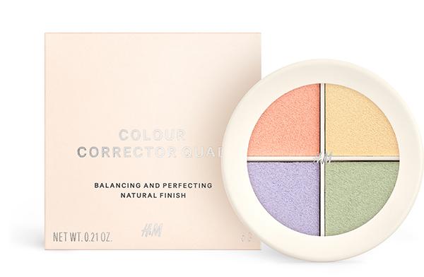 HM Colour Correction Quad Spring 2017