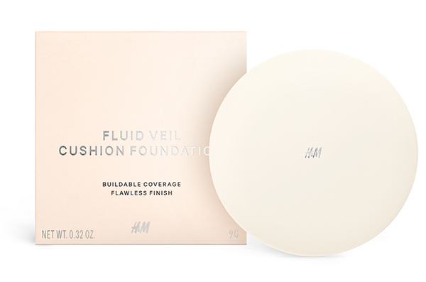 HM Fluid Veil Cushion Foundation Spring 2017