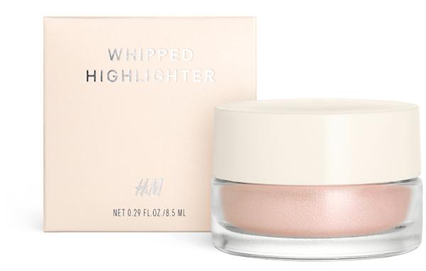HM Whipped Highlighter Spring 2017 Makeup