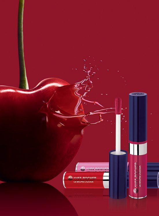 Yves Rocher Rouge Vertige Le Baume Liquide