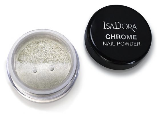 IsaDora Chrome Nail Powder001