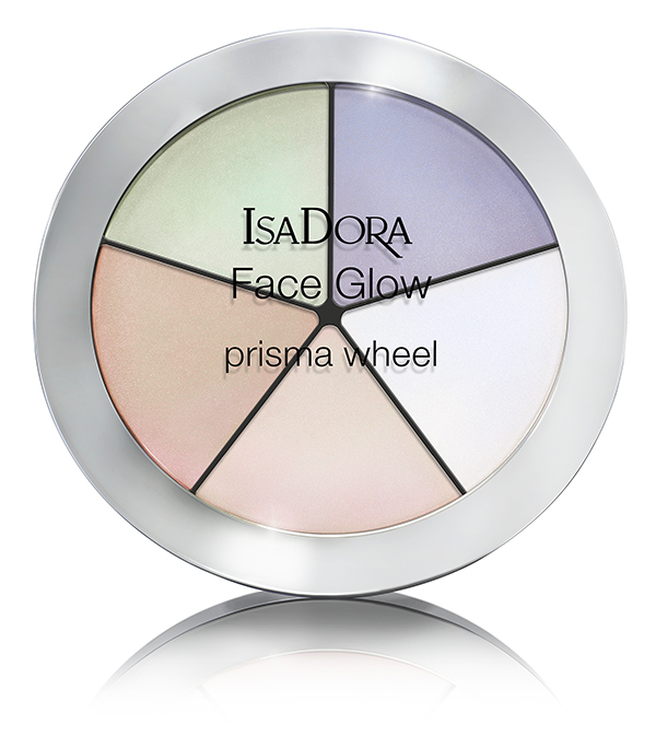 IsaDora Face Glow Prisma Wheel