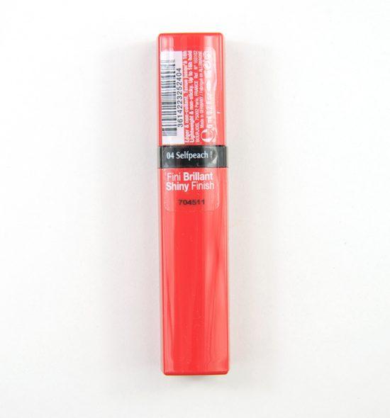 Bourjois SelfpeachRouge Laque Liquid Lipstick