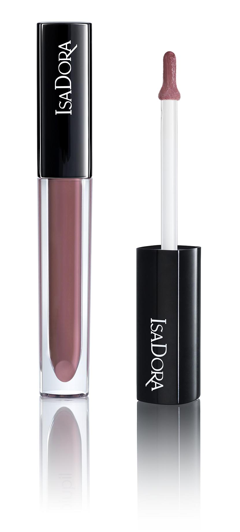IsaDora Liquid Lip Cream 18 Brunette