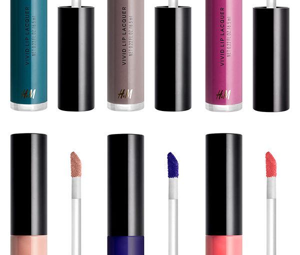 Nyhet! H&M Vivid Lip Lacquer