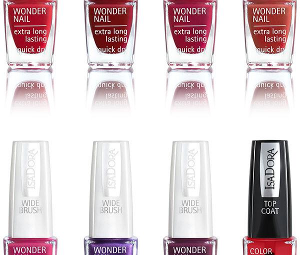 Nyhet! IsaDora Iconic Nails