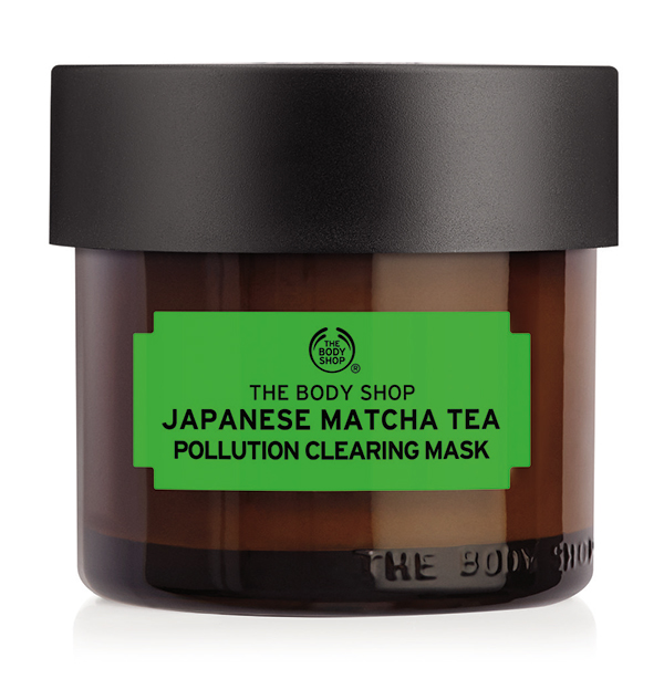 The Body Shop Japanese Matcha Tea Pollution Clearing Mask002