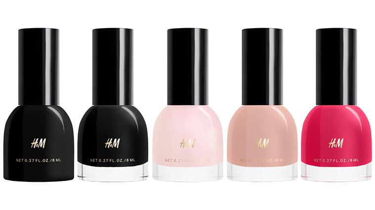 H&M Gel Studio Nail Colour