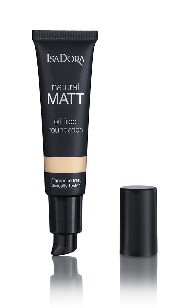 IsaDora Natural Matt