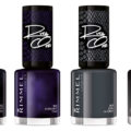 Rimmel Shades of Black by Rita Ora 60 Seconds Nail Polish
