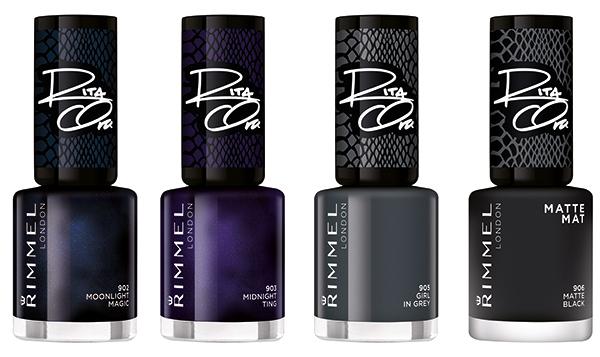 Rimmel Shades of Black by Rita Ora
