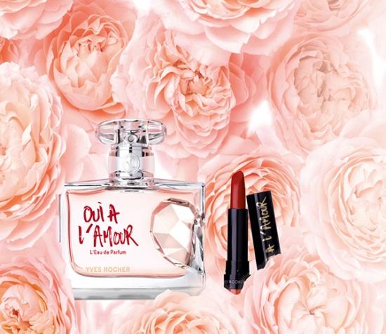 Yves Rocher Oui a l'amour Eau de Parfum
