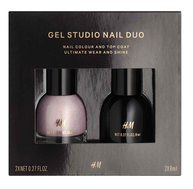 HM BEAUTY GEL STUDIO NAIL DUO001