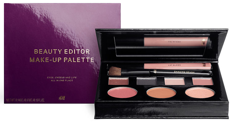 Beauty Editor Make-Up Palette