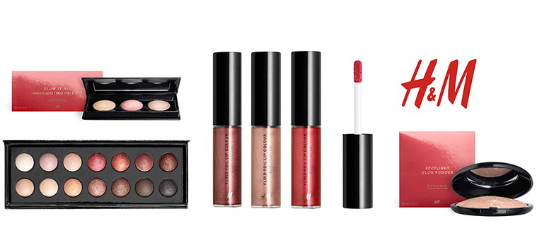H&M Beauty Winter 2017 News/Limited Editions