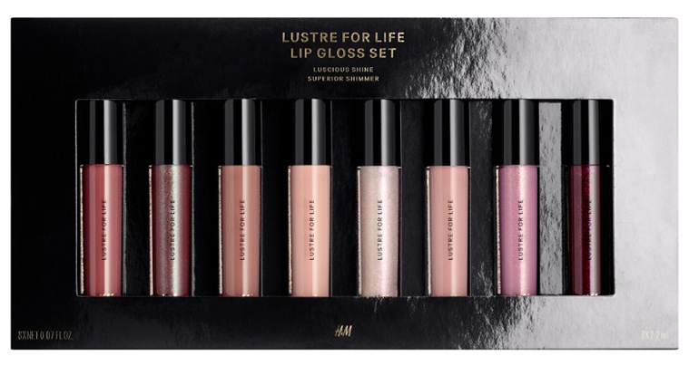 Lustre For Life Lip Gloss Set HM Beauty