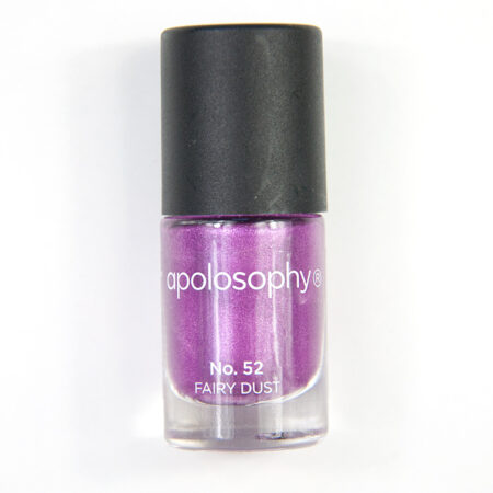 Fairy Dust (52) Apolosophy Nail Polish Purple Lilac