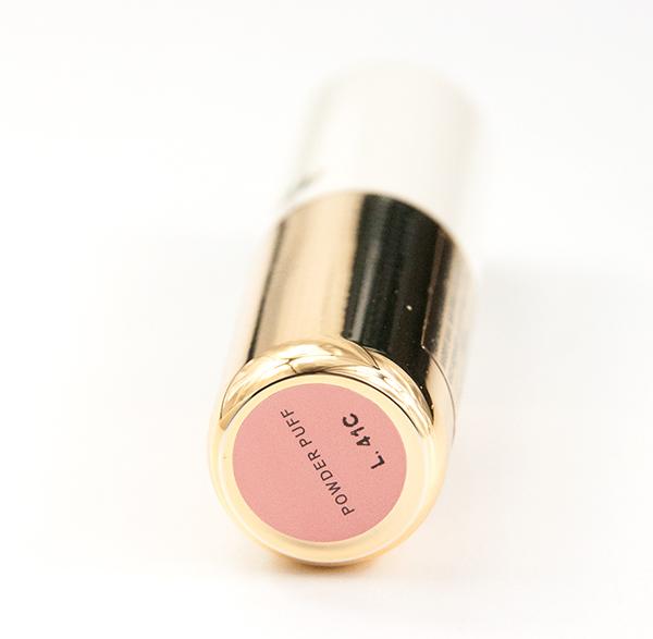 HM Lipstick Powder Puff Cream Colour Lipstick