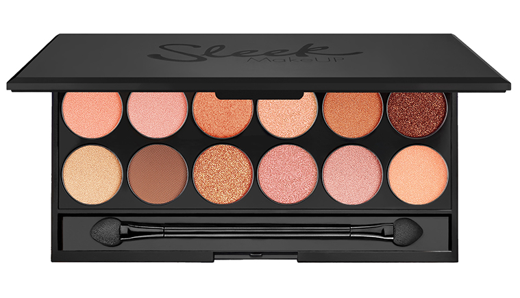 Sleek Makeup Peach Perfect i-Divine Eyeshadow Palette