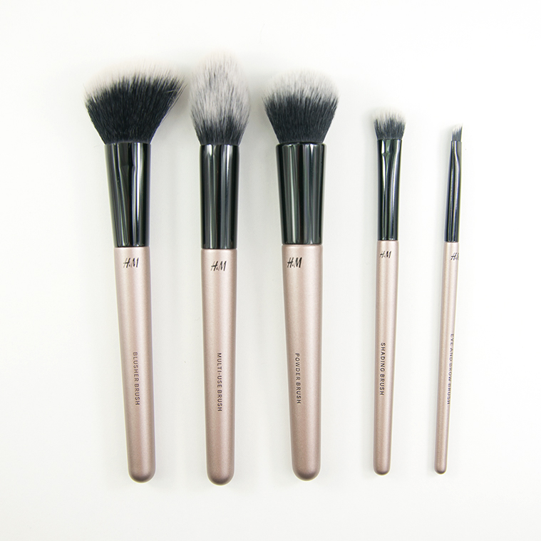H&M Essential Brush Kit Limited Edition