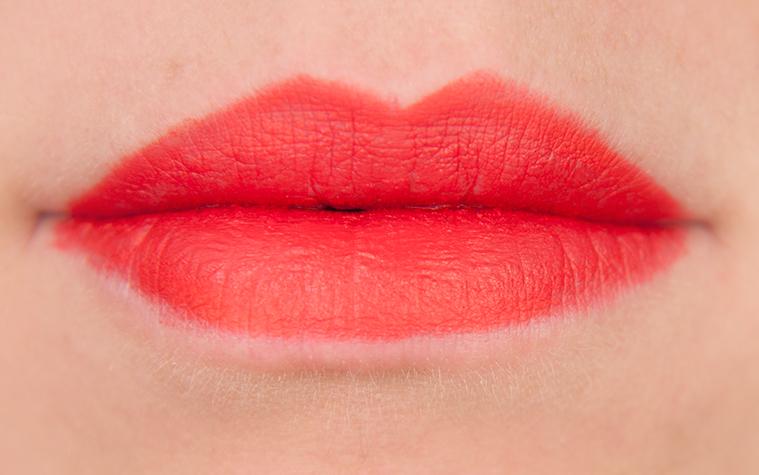 Maybelline x Gigi Hadid GG25 Austyn Lipstick Lip Swatches