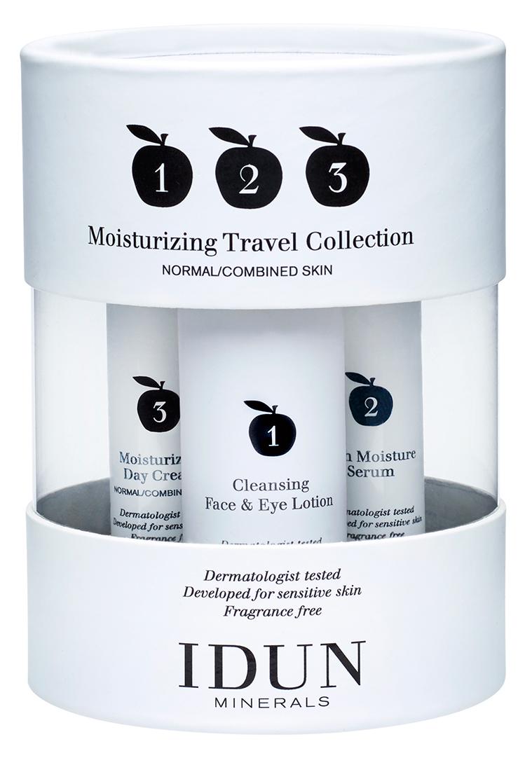 Idun Minerals Moisturizing Travel Collection