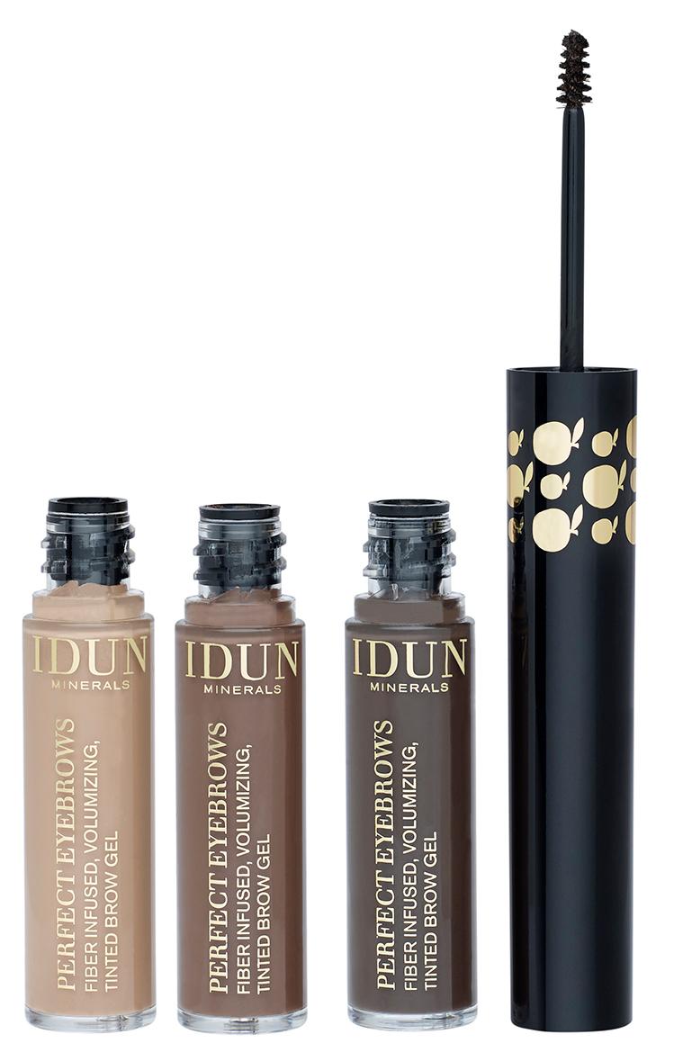 Idun Minerals Perfect Eyebrows Gel Light Medium Dark