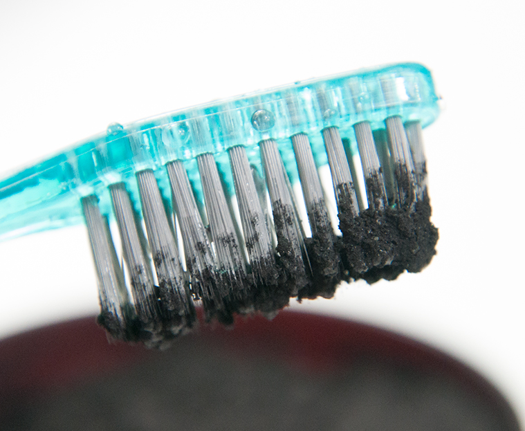 Carbon Coco Activated Charcoal Tooth Polish Toothbrush
