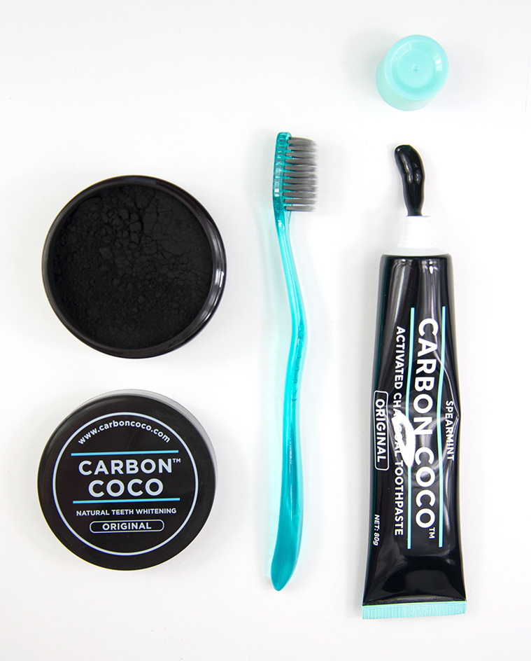 Carbon Coco Activated Charcoal Tooth Polish