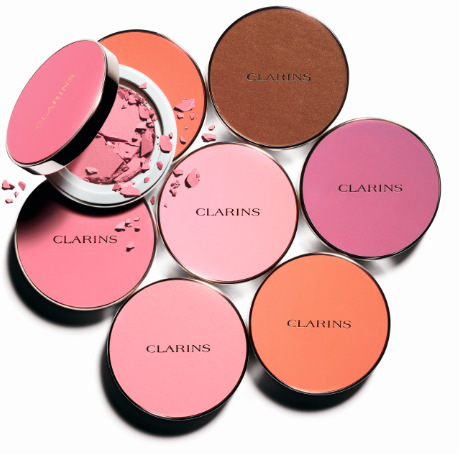 Clarins-CHEEKY-CHEEKY-BAM-BAM 2019 Fall Collection Makeup Joli Blushes