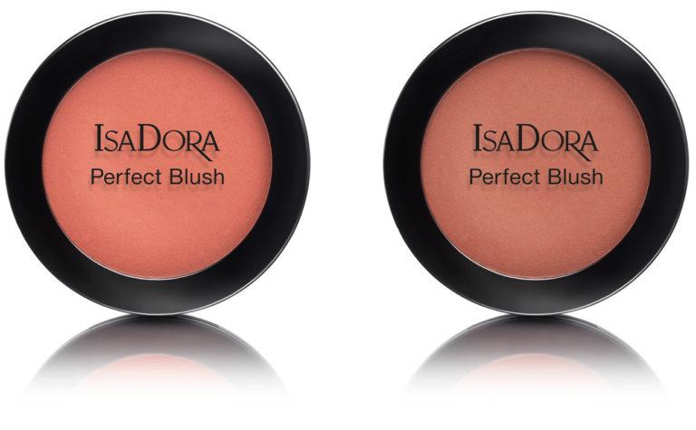 IsaDora-Perfect-Blush-51-Spiced-Ginger---63-Burnt-SiennaMetropolitan-Autumn-Makeup-2019