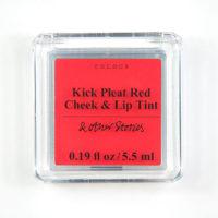 & Other Stories Kick Pleat Red Cheek & Lip Tint
