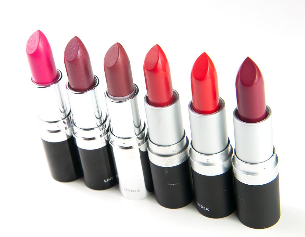 Lindex Beauty Lipsticks