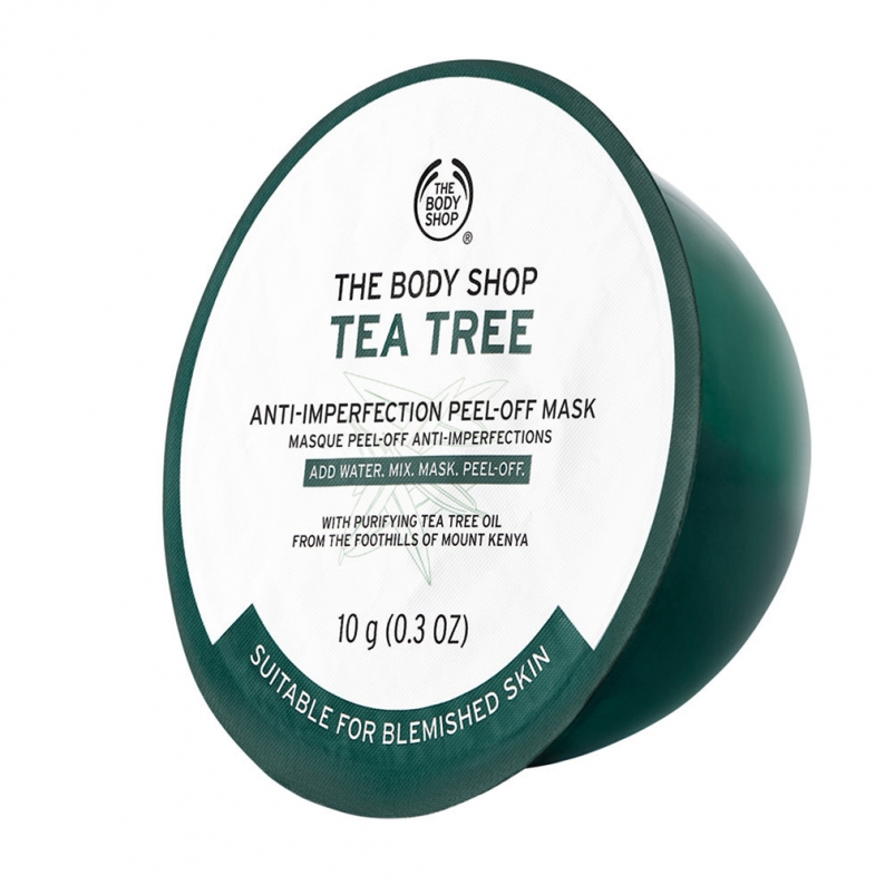 The Body Shop Anti-Imperfection Peel-Off Mask