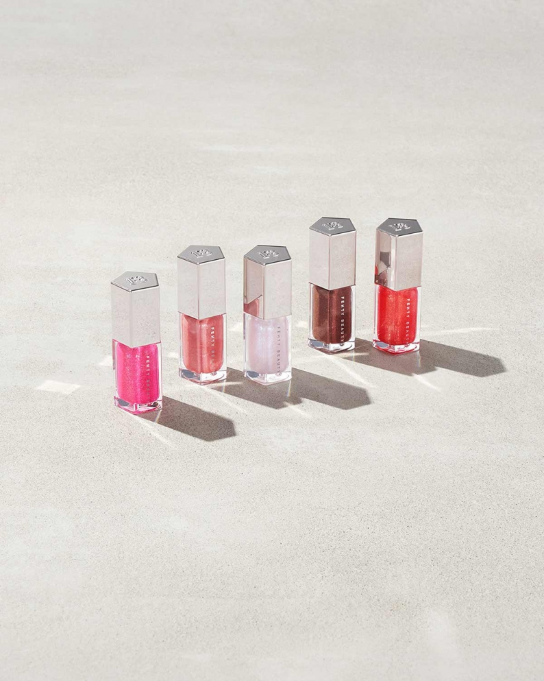 Fenty Beauty Glossy Posse Gloss Bomb Collection