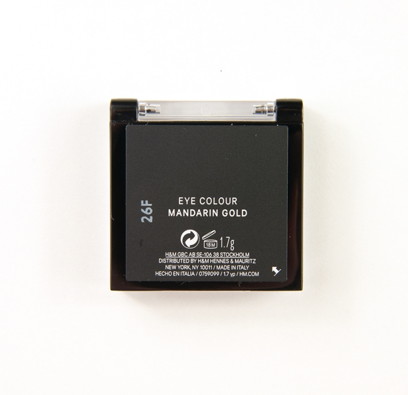 HM Mandarin Gold Eye Colour001