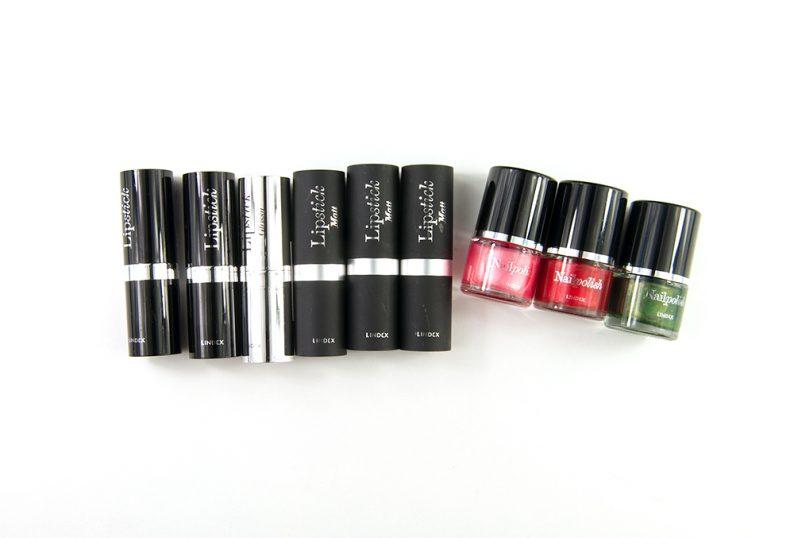 Lindex Lipsticks & Nailpolish