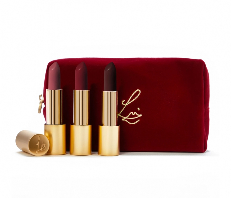 Lisa Eldridge The Blue Velvet Collection