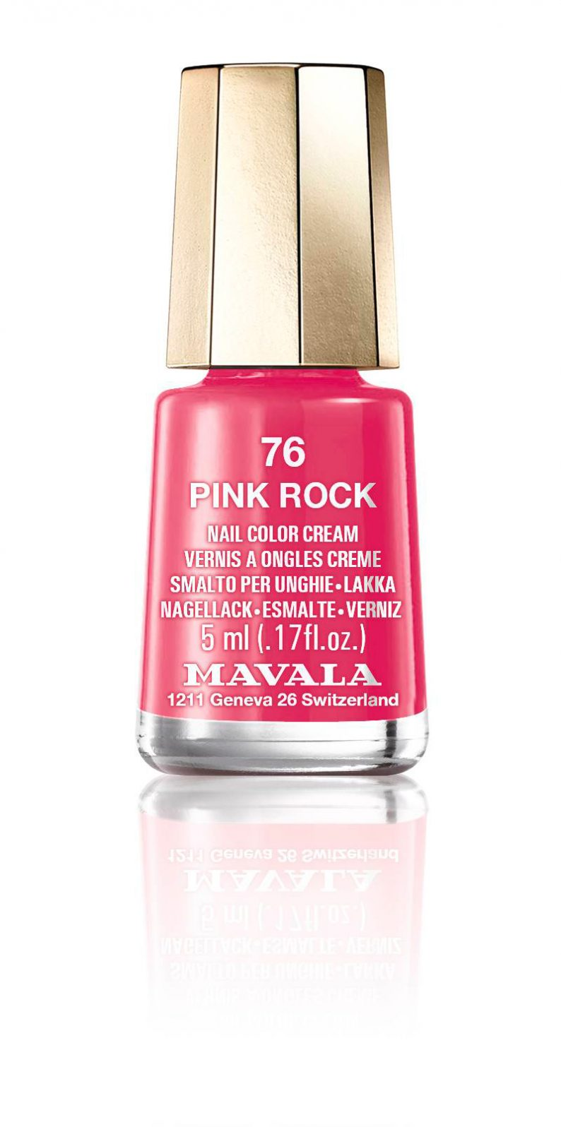 Mavala Pink Rock