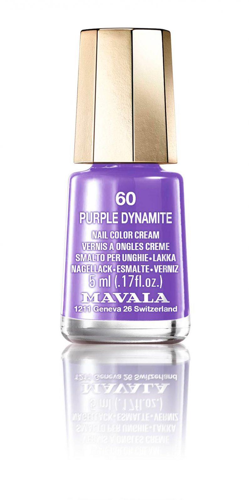Mavala Purple Dynamite