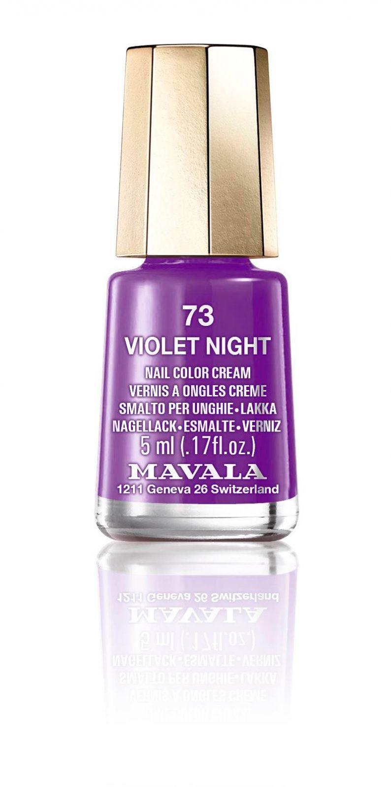 Mavala Violet Night