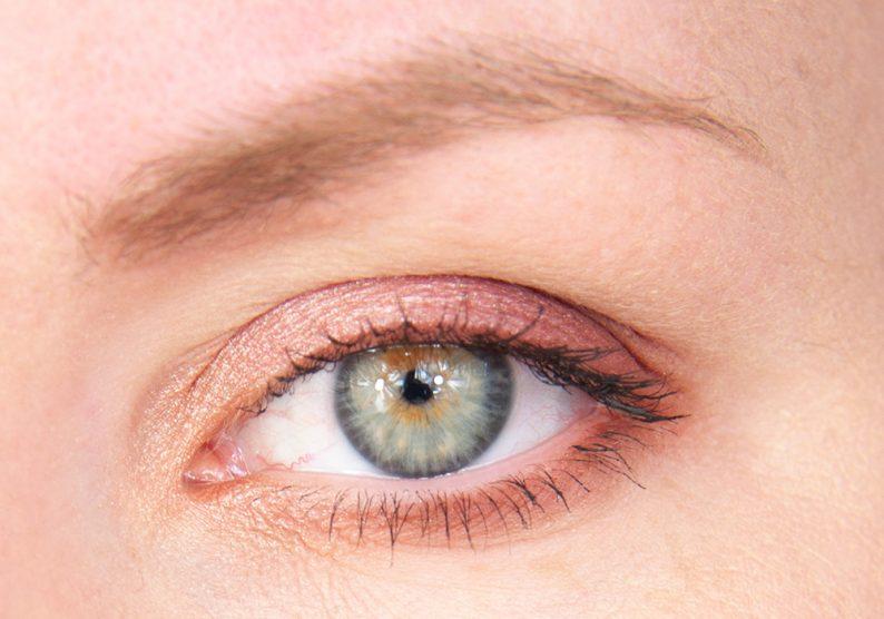Maybelline Lemonade Craze Eyeshadow Look 1