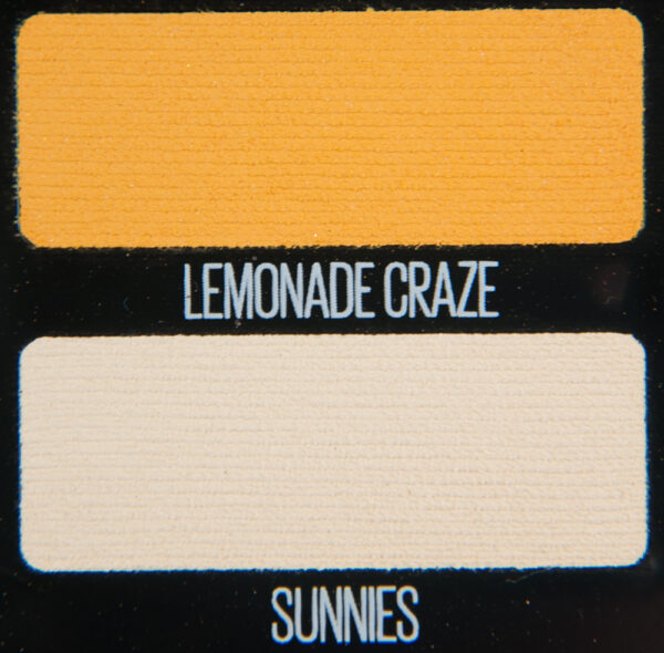 Maybelline Lemonade Craze & Sunnies Eyeshadows